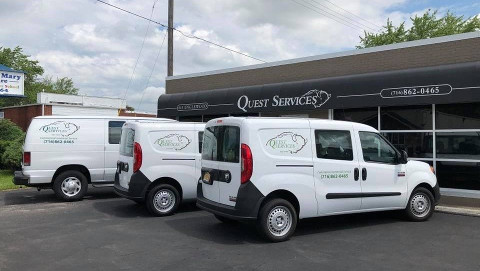 quest services inc. cleaning company